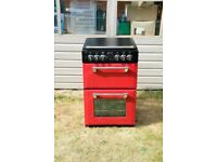 Stoves Dual Fuel Range Cooker - 6 months old - Excellent Condition