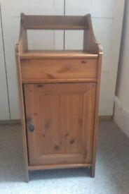Wooden Ikea cabinet