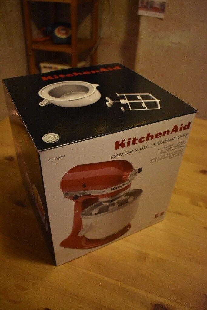 Kitchenaid Ice Cream Maker (new)