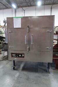 Southern Pride Wood/Natural Gas Smoker
