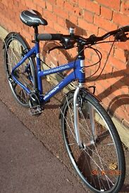 Woman's frame - city bicycle