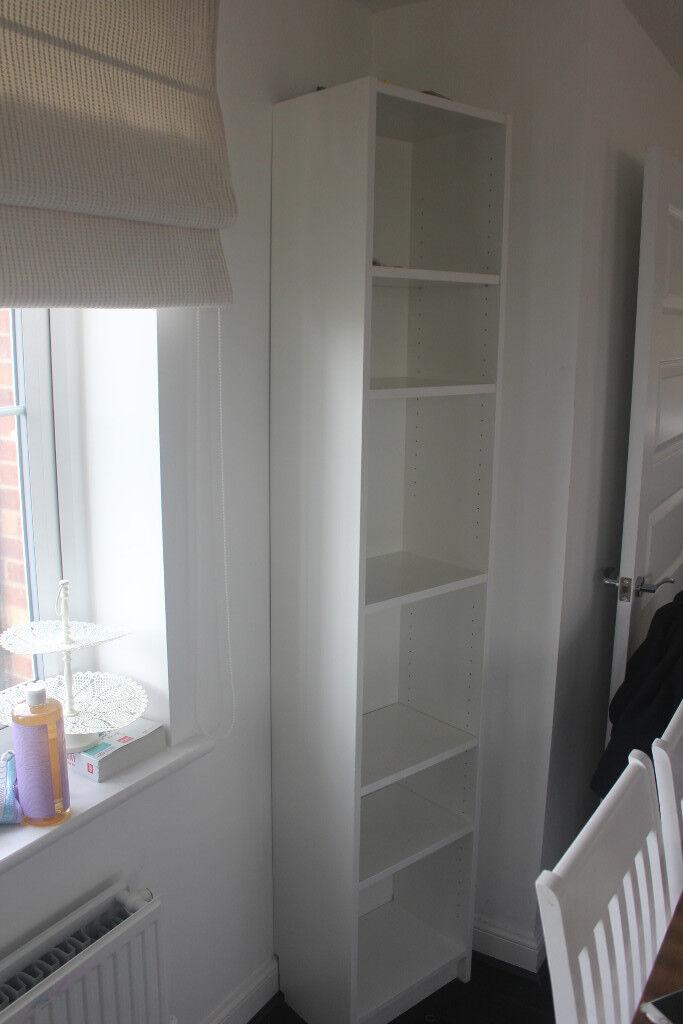 Bookcase 40x28x202 cm