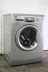 Beko 8kg 1300 Spin Washing Machine Digital Display Brand New Graded Unit Local Delivery Included