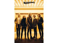 2 x Blossoms Tickets - Leeds O2 Academy - Monday 7th May