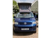 Superb T5 VW Professionaly converted Campervan 29500 Miles
