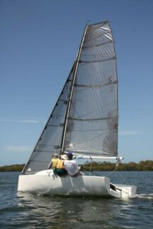 Spider 550 sports boat with gal trailer
