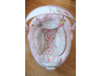 Baby bouncer/rocker chair
