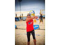 Sports coach & team member at Yellowave Beach Sports Venue