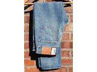 Levi 511 blue jeans (BRAND NEW)