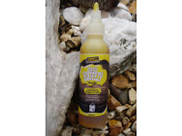 Crafty Catcher. Easy Squeezy Bag and Bait Booster 100ml Bottles. Carp Fishing Bait.