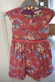 Boden girl's 2-3 years beautiful dress in good condition