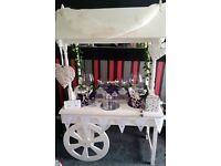 Sweet Dreams candy cart hire