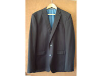 Black Suit Jacket Primark 42 L