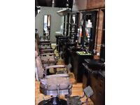 2 x Barber Chairs for Rent - Bills Included - £150 pw - Fieldgate Street - East London