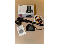 Canon 700D and Canon 18-135 IS STM Zoom Lens