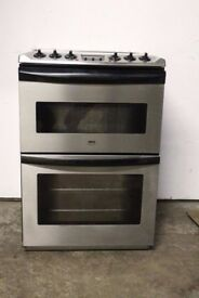 Zanussi 60cm Cooker Good Condition 12 Months Warranty Digital Display Delivery Instal Available