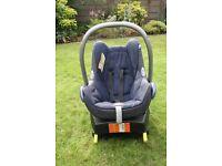 Maxi Cosi Infant Car Seat with Isofix Base