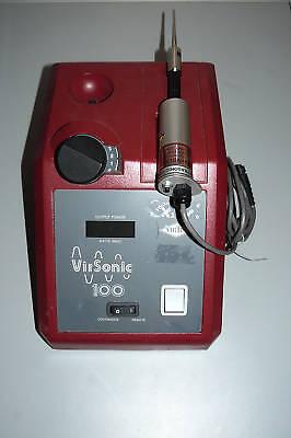 Virtis Virsonic 100 Cell Disruptor Ultrasonic Convertor