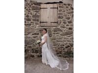 Maggie Sottero Melanie Wedding Dress size 8