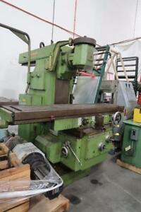 Lagun Model FU4-LA Horizontal Milling Machine