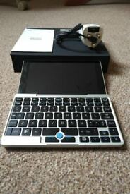 NEW NETBOOK GPD Pocket: 7.0' UMPC-Laptop WIN 10