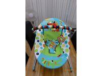 kaleidoscope safari vibrating chair