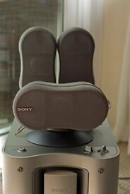 Sony Micro Satellite Speaker System SA-VE835ED (6 speakers)