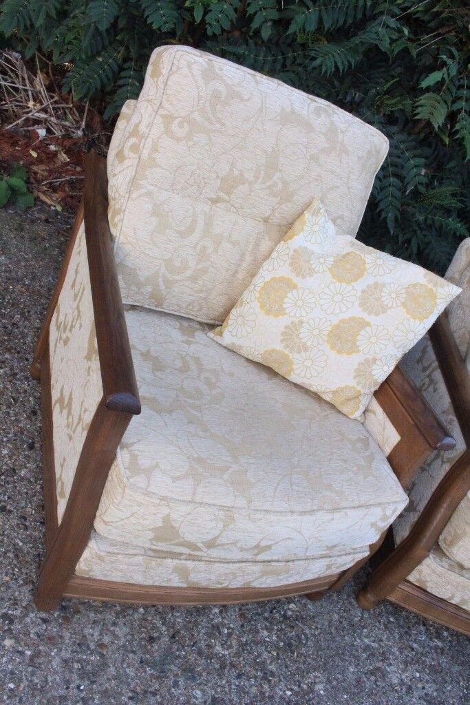 ERCOL Bergere armchair RRP £2000