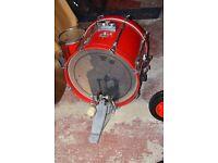 Pearl Session Elite Drum 4 Piece Kit