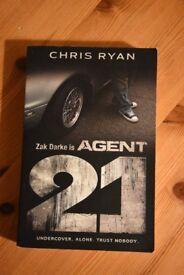 Chris Ryan Agent 21