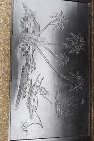 Antique Japanes table