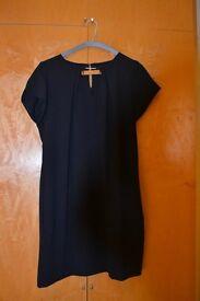 Navy blue dress size 10