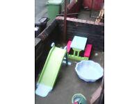 Kids garden set