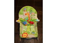 Fisher Price Rainforest Baby to Toddler Rocker