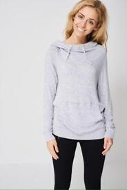 Grey Ladies Top