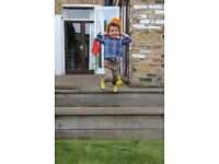 Au Pair / Junior Nanny Chiswick for 3.5 year old. Immediate start