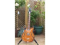 1964/65 Vox Challenger RAREST Of Vox semi's