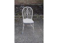 Shabby Chic Farmhouse Chair