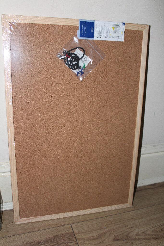 Brand New Large Cork Board Corkboards In Swansea Gumtree