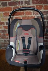 Childs Car Seat by Fisher Price.