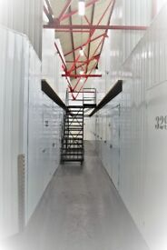 Cheap Self-Storage units, Bournemouth, 24/7 CCTV, secure access, garage size, workshops, businesses