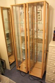 1 Display Cabinets (only 1 left)