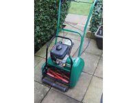 Qualcast perol lawnmower