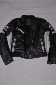 Dainese Ladies' Lola D1 Leather Jacket – UK 12, EU 44
