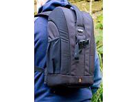 Lowepro Flipside 200 Small Camera Backpack.
