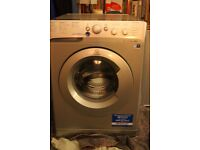 Indesit XWC61452S 6KG 1400 Spin Washing Machine - Silver collection only