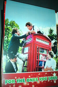 ONE-DIRECTION-Rare-Australian-PROMO-Display-POSTER