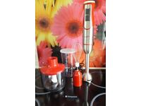Michael James Premium Hand Blender Set with Accessories