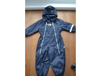 15d9aa57dae Puddle suit   waterproof suit   all-in-one 3-4 years