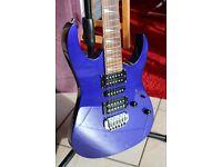 Ibanez GRG170DX in blue